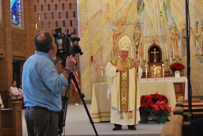 Christmas TV Mass Special